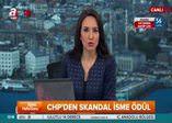 CHP'den PKK gazetesine ödül!