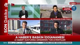 A Haber'e baskın iddianamesi tamamlandı