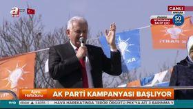 Başbakan'dan, Cumhurbaşkanı Erdoğan mesajı