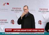 Kılıçdaroğlu'ndan asgari ücret ve kıdem yalanı!