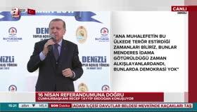 Erdoğan'dan AP'ye sert çıkış: Hesabını vereceksiniz!