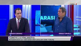 Erman Toroğlu: Bazı futbolcular Fatih Terim'i arkadan vurmaya kalktı