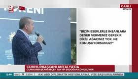 Cumhurbaşkanı Erdoğan: 5 keçi emanet edilse kaybedip dönerler