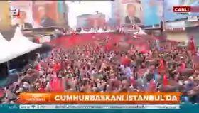 Erdoğan'dan Avrupa'ya faşist göndermesi