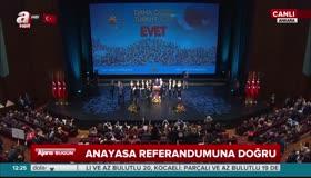 Erdoğan kürsüde Bakanlar Kurulu kararını imzaladı