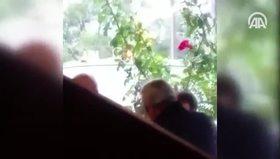 FETÖ firarisi Osman Özsoy Toronto'da böyle görüntülendi