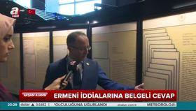 Ermeni iddialarına belgeli cevap