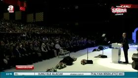 Erdoğan: Zalimlere karşı sesimizi yükselteceğiz