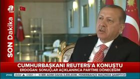 Erdoğan: YSK'nın verdiği karar nihaidir onun daha ilerisi yoktur