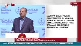 Erdoğan: AK Parti'ye tekrar üye olacağım