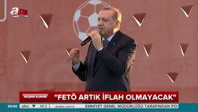 Erdoğan: Benim adıma yalnızca sözcüm konuşur