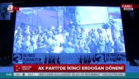 Dirilişin ve yükselişin adresi: AK Parti