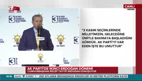 Erdoğan'ın bu sözleri salonu ayağa kaldırdı