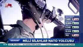Milli silahlar NATO yolcusu