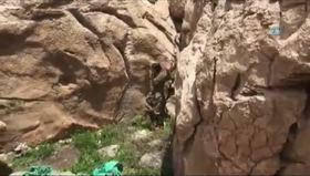 Siirt'te 6 terörist böyle teslim oldu