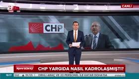 CHP yargıda nasıl kadrolaşmıştı?