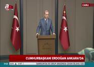 Erdoğan'dan İsrail'e sert tepki