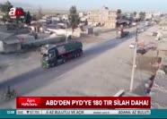 ABD'den PKK'ya 809 TIR silah!