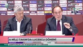 Mircea Lucescu, resmi sözleşmeye imza attı