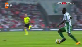 Beşiktaş 0-1 Atiker Konyaspor