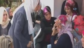 Cumhurbaşkanı Erdoğan, Eren Bülbülün annesiyle görüştü