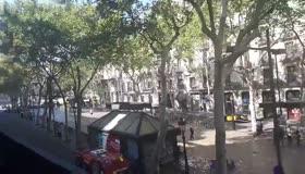 Barcelonada üst üste terör eylemleri