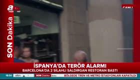 Barcelonada terör alarmı