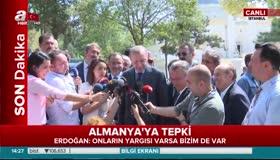 Erdoğandan kendisine yönelik suikast girişiminin önlenmesine ilişkin ilk açıklama