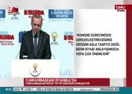 Cumhurbaşkanı Erdoğan: Racon kesilecekse ben keserim