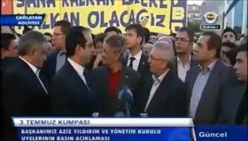 Mahmut Uslu: Ahmet Şan zaten paralelci