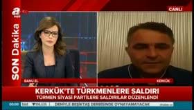 Kerkükte Türkmenlere saldırı