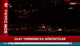 Atatürk Havalimanında jet düştü