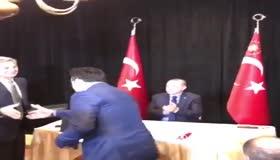 Cumhurbaşkanı Erdoğan ABDde THY-Boeing arasındaki anlaşmanın imza törenine katıldı